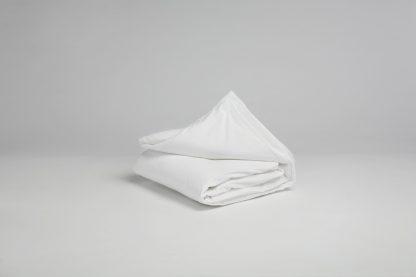 Yumeko kinder dekbedovertrek pure white