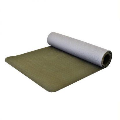 eco yogamat groen