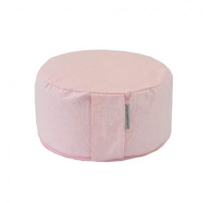meditatiekussen blush pink