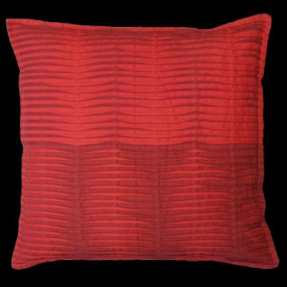 Waves 01 rood-bordeauxrood