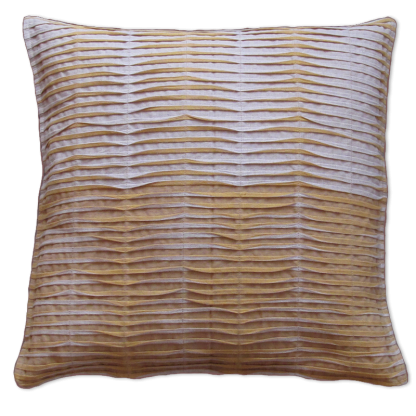 Waves 12 grijs-geel