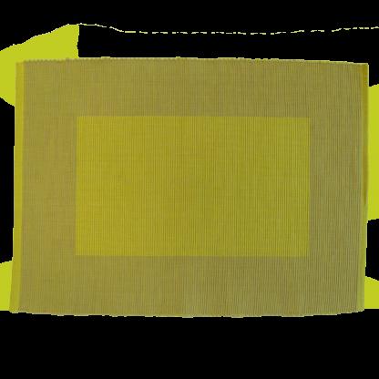 capsicum placemat groen grijs