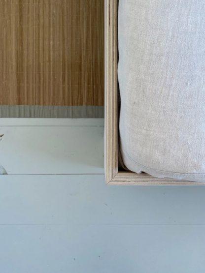 Loof bedombouw pure woodchuck detail
