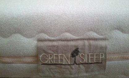 Green Sleep matras Vintage