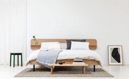 Loof bed frame