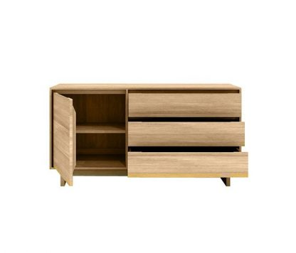 Ethnicraft Oak Wave dressoir