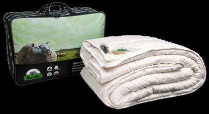 Texeler dekbed wol PuurNatuur Percal, 4 seizoenen