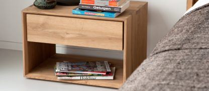 Ethnicraft Nordic nightstand Oak