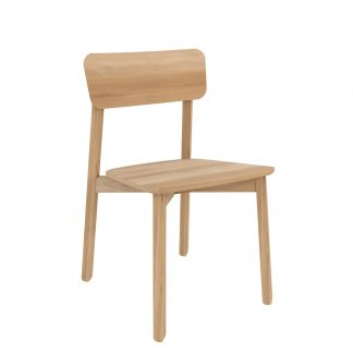 Ethnicraft Casale chair oak