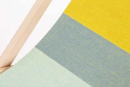 Weltevree - geel/ lichtblauw
