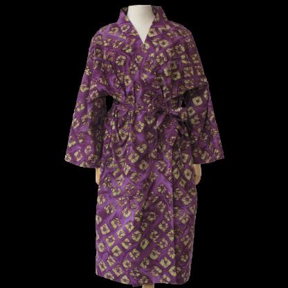 Kimono Batik Cyclaam