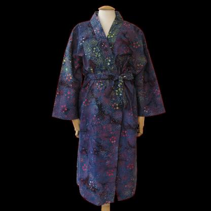 Kimono Batik Donkere Nacht