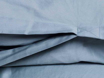 Yumeko dbo katoen satijn faded blue detail