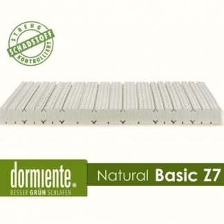 Dormiente-Natural-Basic-Z7