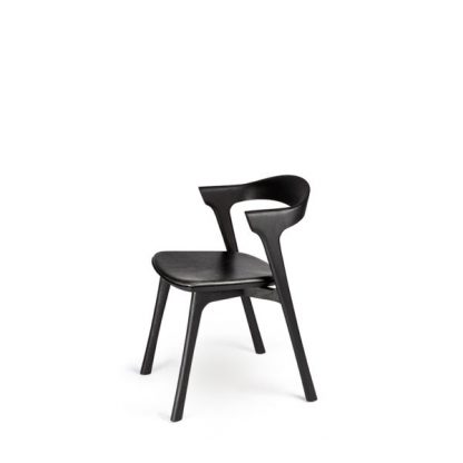 Oak-Bok-dining-chair-leather-black