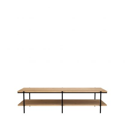 Ethnicraft Oak Rise coffee table