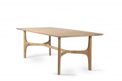 50128 50130 Oak Nexus dining table (2)
