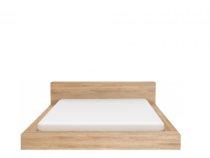 51201 Madra bed - Oak