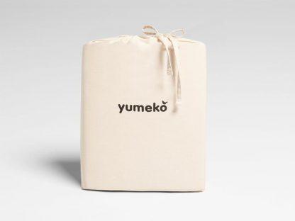 Yumeko dbo gewassen katoen satijn rose