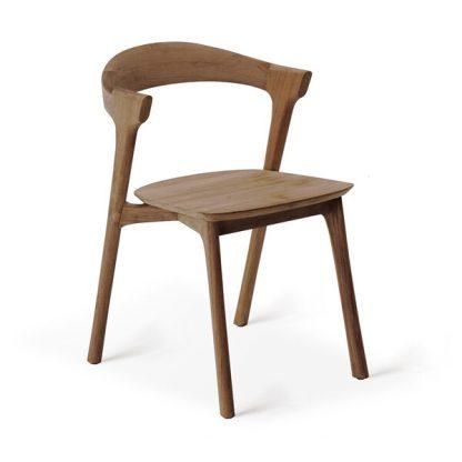 10156 Teak Bok dining chair