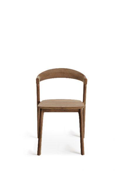 10156 Teak Bok dining chair - without armrest_f.JPG