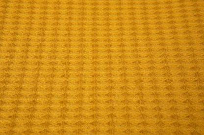 kayori plaid katoen nagi okergeel detail
