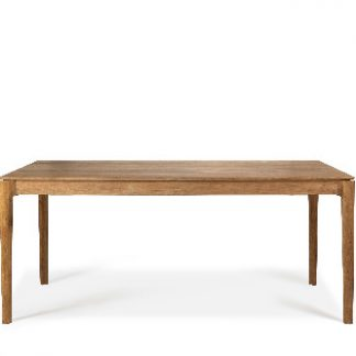 10152 Teak Bok extendable dining table_f2