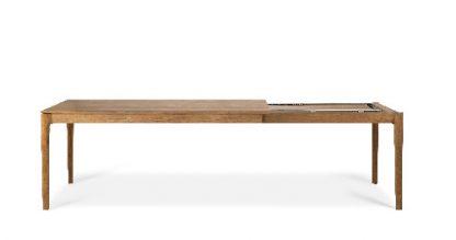 10152 Teak Bok extendable dining table_o2