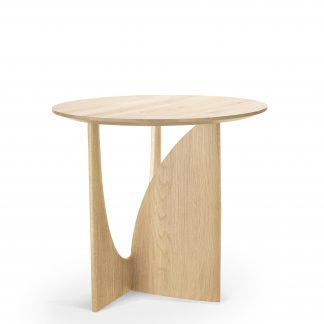 50537 Oak Geometric side table_p1