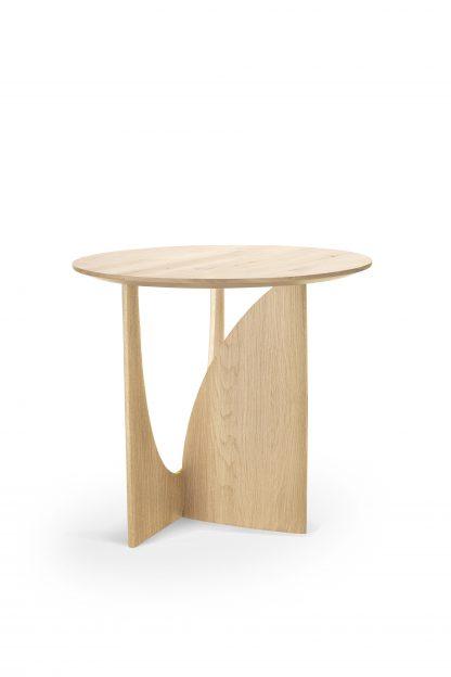 50537 Oak Geometric side table_p1