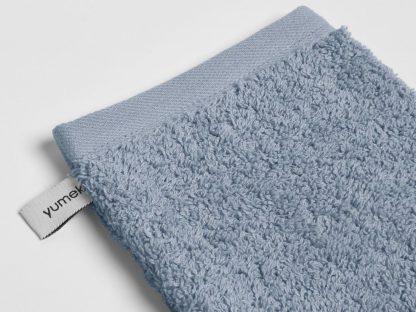 Yumeko washandjes faded blue detail