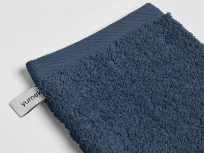 Yumeko washandjes river blue detail
