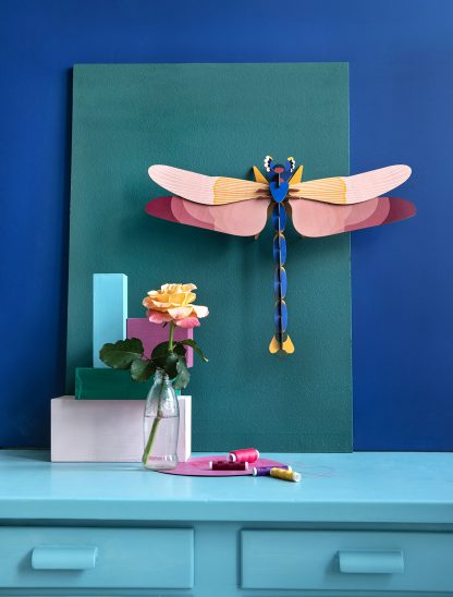 Studio Roof giant dragonfly
