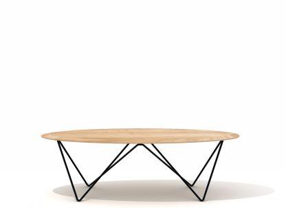 26686 Oak Orb coffee table (1)