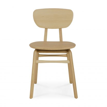 50664_Oak_Pebble_dining_chair_without_armrest_front_cut_web