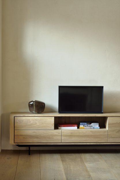 51316 Oak Shadow TV cupboard
