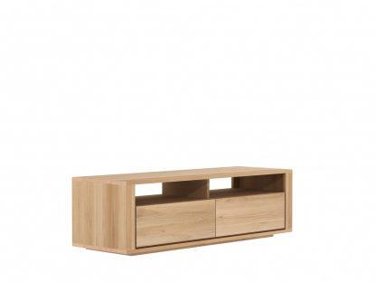 51375 Oak Shadow TV cupboard, 2 drawers_p