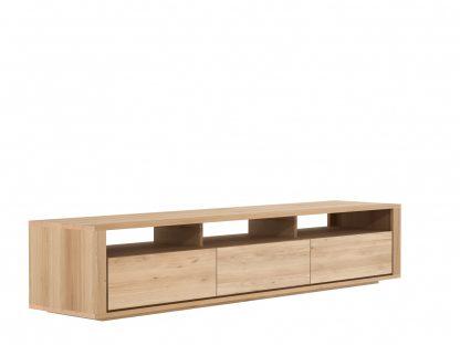 51376 Oak Shadow TV cupboard - 3 drawers_p