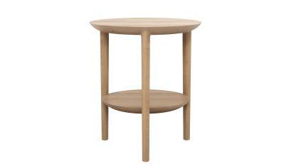 51501 Oak Bok side table_f