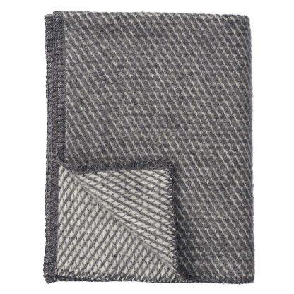 klippan ledikantdeken velvet grey