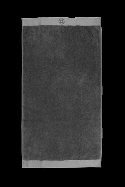 kayori handdoek 60x110 antraciet