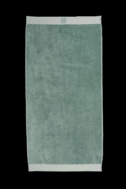 kayori handdoek 60x110 groen
