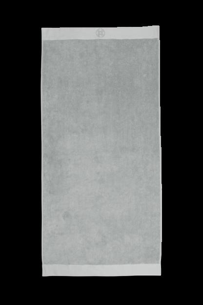 kayori handdoek 60x110 zilvergrijs
